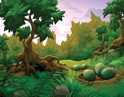 Animation Backgrounds