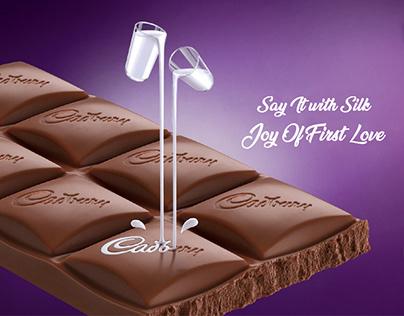 Cadbury Dairy Milk - Joy Of First Love