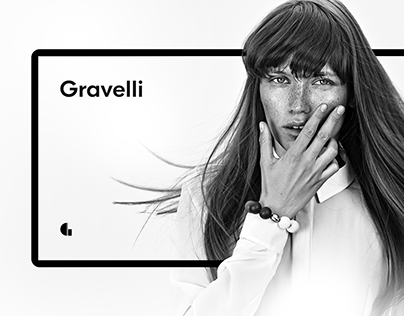 Gravelli - Branding & Website Redesign