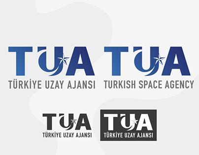 Türkiye Uzay Ajansı - Turkish Space Agency - Branding