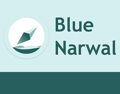 Blue Narwal