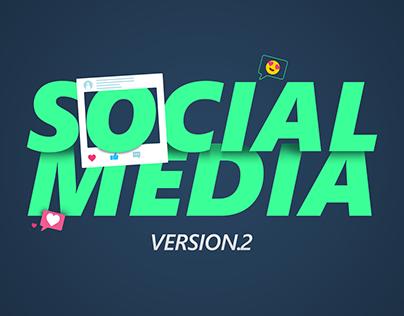 Social Media Designs - V2