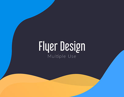 Multiple Flyer Bundle