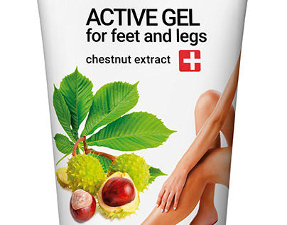 Larel Active gel for feet and legs