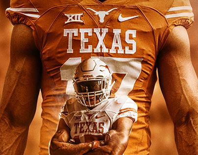 Texas Longhorns Orange-White Game