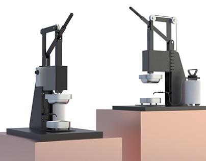 Gretta: Eco-friendly Tableware making Machine