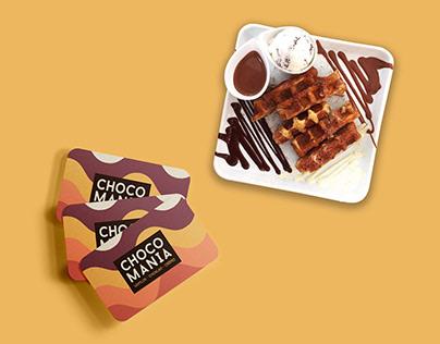 Choco Mania Branding