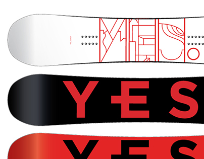 YES Snowboards 2015