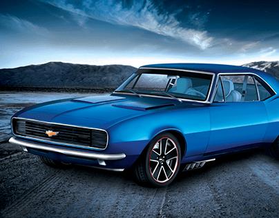Chevrolet - Camaro 1967