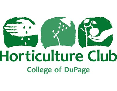 College of DuPage Horticulture Club logo submission