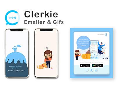 Emailer - Clerkie