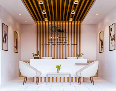 Clinic Interior Design - A