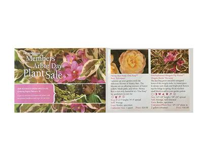 Morton Arboretum - Plant Sale Brochure