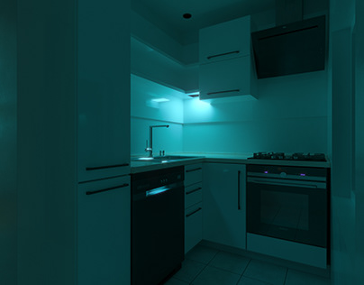 Kitchen Design (Mutfak)