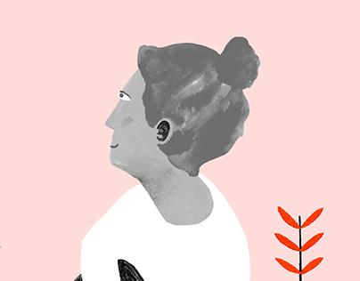 EDITORIAL – Portrait for IllustratorsIllustrated.com