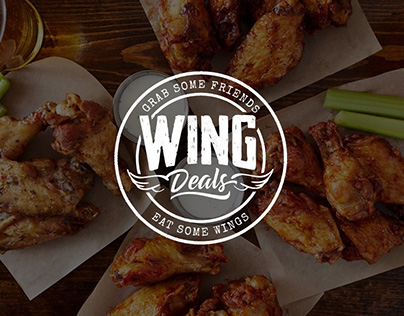 Wing Deals - Website Design