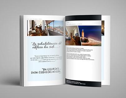 Carrís Hoteles. Libro de experiencias