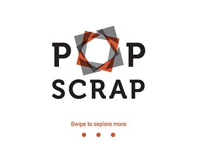 Pop Scrap_Interaction Design