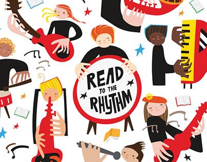Read to the Rhythm! 2015 Youth Summer Reading Club