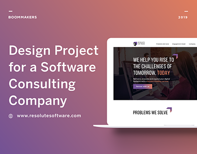 Resolute Software Consulting Company