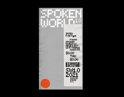 Spoken World | Free Type