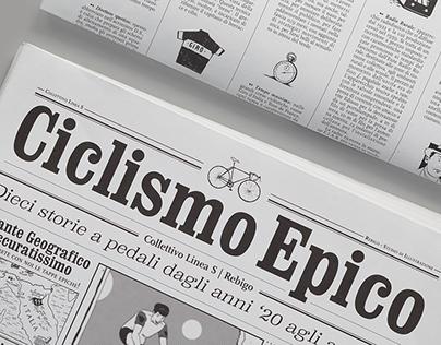 Ciclismo Epico