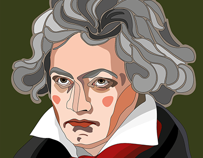 * Tribute to / Beethoven.