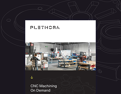 Plethora - Printed Folder
