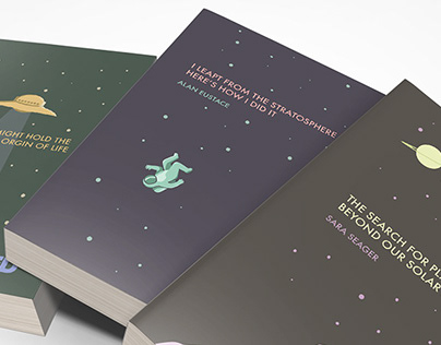TEDTalk Book Covers (xSpace)