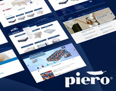 Piero - New Responsive Website