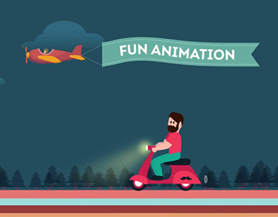2D Animation Project for Wercreative