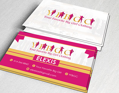 Business Cards & Stationary Pack #2
