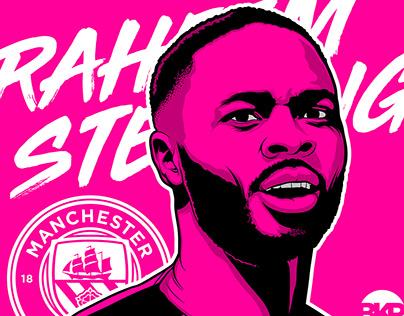 Adobe Draw – Soccer Illustrations