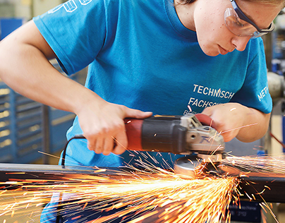 Technische Fachschule Bern –Corporate Design