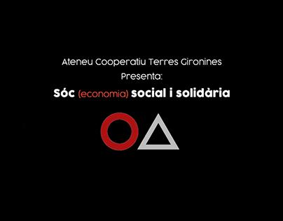 VIDEOCLIP SÓC SOCIAL I SOLIDÀRIA