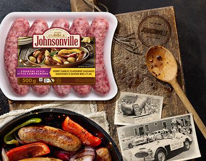 Johnsonville Sausage - Packaging Rebranding