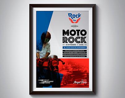 Cartelería para Rock FM València