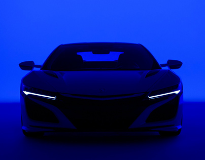 Acura NSX VR