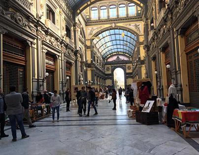 Rassegna Culturale Proscenio dei Talenti Com. di Napoli