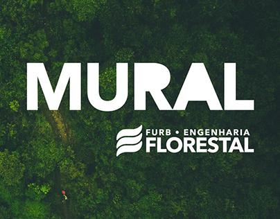 Projeto Mural - Engenharia Florestal FURB