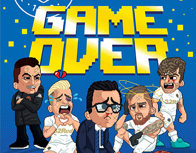 Game Over | The Square Ball