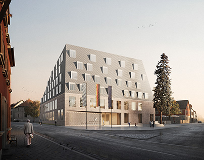 Competition image for kklf architects