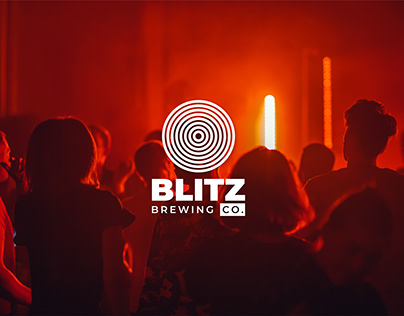 BLITZ Brewing Co. BeerPong Edition