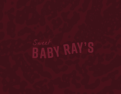 Sweet Baby Ray's Rebrand