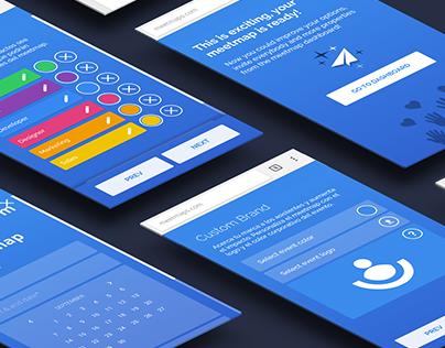 UI/UX - New Meetmap process