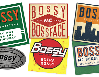 Bossy McBossface - Personal Project