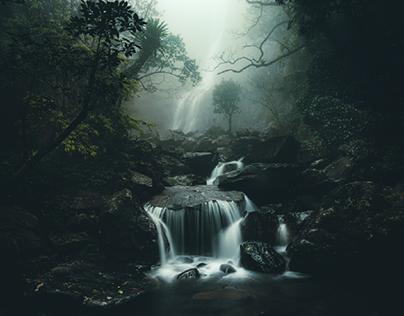 Ali Pound Falls - 阿里磅瀑布 vol.2
