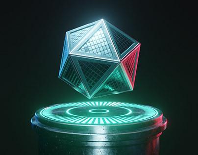 Geometric Animation | 3D
