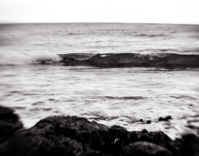 The sea is emotion incarnate