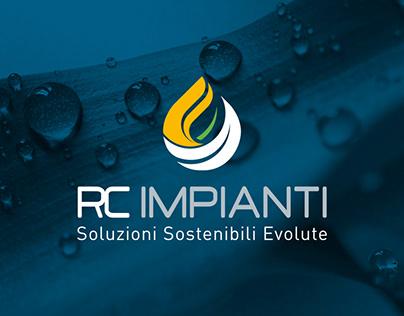 RC Impianti / Logo & Identity